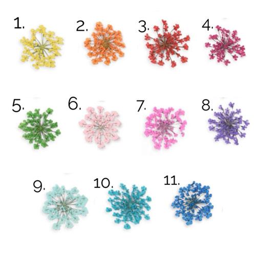 Floricele pentru personalizarea bijuteriilor